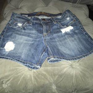 Joes Gessa cut off shorts Size 25